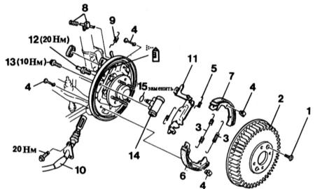 мазда-5 схема электрооборудования